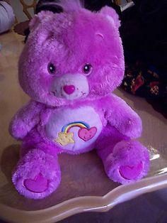 Love a Lot Care Bear Plush Pink s Stuffed Animal 20th ...