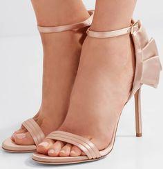 Jimmy Choo 'Kerry' Ruffled Sandals