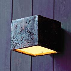 Applique MONTECRISTO, rouille Matériau:terracotta Coloris:rouille Largeur:11 cm Hauteur:10 cm Profondeur:12 cm Culot:G9 Ampoule(s):1 x 60 W IP20 à 145€