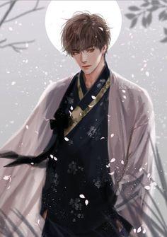 Manga Art, Manga Anime, Anime Art, Handsome Anime Guys, Hot Anime Guys, Anime Boys, Fantasy Art Men, Fantasy Artwork, Boy Art