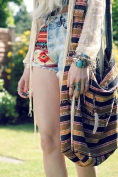 Summer boho style trendy Estilo Femenino 60f52332b5a
