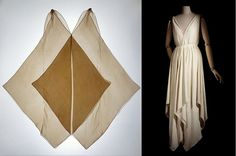 zero waste handkerchief dress patterns