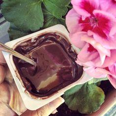 Alpro soya dessert. Yummy! #vegan