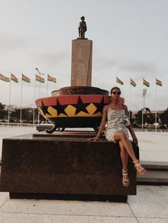 In early October, I spent 10 days in Ghana mainly in Accra, but did venture out to some of the surrounding areas. For anyone who will be a first timer visiting Accra, know that there is a lot to see, but if you have a limited amount of time, here are 7 places you should definitely visit: