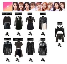A fashion look from December 2016 featuring sequined dress, a-line dresses and polka dot blouse. Browse and shop related looks. Outfits Otoño, Kpop Fashion Outfits, Blackpink Fashion, Stage Outfits, Korea Fashion, Dance Outfits, Couture Fashion, Korean Girl Fashion, Festival Outfits