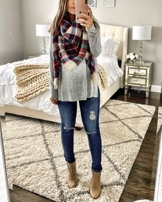 Women's Fashion Outfits For Work Casual fall and winter style fashion fashion summer fashion winter outfits Kleidung Fall Fashion 2016, Spring Fashion Trends, Winter Fashion, Spring Trends, Fall Maternity Outfits, Stylish Maternity, Fall Maternity Fashion, Winter Pregnancy Outfits, Pregnancy Clothes