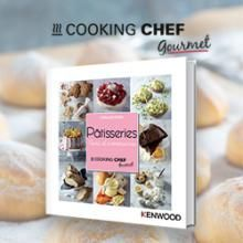 Les livres de recettes Cooking Chef | Cooking Chef de KENWOOD Cooking Chef Gourmet, Food Presentation, Comme, Club, Kitchens, Fishing Line, Food Plating