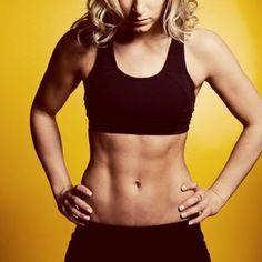 Running Pyramid - Indoor Fat Burning Cardio Workout from Lauren Sesslemann - All Slides - Shape Magazine