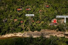 How to get to Caves Branch Jungle Lodge?