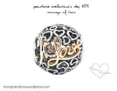 pandora valentine's day 2015 message of love
