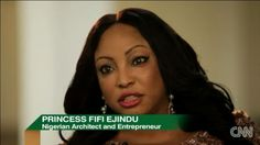 Architect, Fashionista & Philanthropist! Fifi Ejindu is Making An Impact | Watch her Interview on CNN's African Voices | Bella Naija