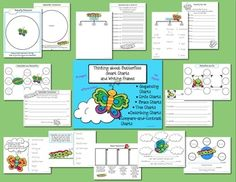 Thinking about School: Smart Charts and Writing Frames - Jayne Gammons - TeachersPayTeachers.com