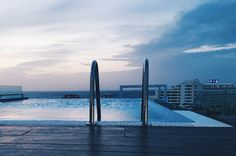 Infinity pool Tenerife tigotan hotel hotelpool