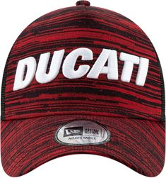 CHINSTRAP 4 in 1 PATCH DUCATI RACING EMBROIDERED NECK WARMER HEADSET CAP SCARF