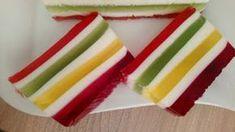 Galaretkowiec z mlekiem Honeydew, Watermelon, Cooking Recipes, Fruit, Desserts, Food, Tailgate Desserts, Food Recipes, Dessert
