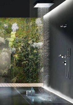 Modern Bathroom Shower Design Master Bathroom Contemporary Bathroom Design Ideas Walk In Shower Rain Showerhead Deavitanet Walk In Shower Designs Unique Modern Bathroom Interiors Bad Inspiration, Bathroom Inspiration, Bathroom Ideas, Shower Ideas, Bathroom Designs, Bathroom Layout, Bathroom Interior, Bathroom Inspo, Bathroom Colors