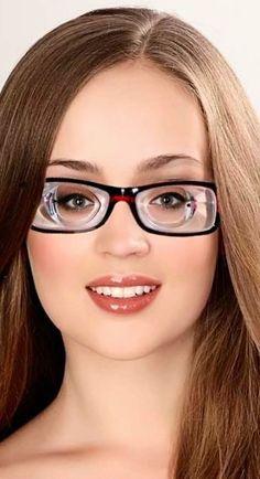 Geek Glasses, Health, Girls, Fashion, Eyes, Eyeglasses, Toddler Girls, Moda, Health Care