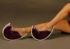 Over THE top shoes