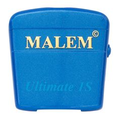 Malem MO4S Blue Wearable Bedwetting Alarm