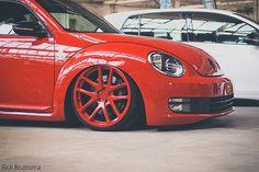 Volkswagen Beetle - Rotiform SNA