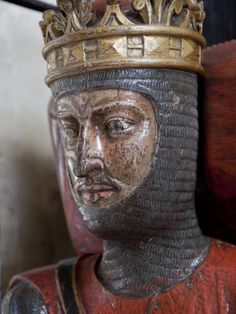Robert le Magnifique Duc de Normandie, William the conqueror's father, was the great-great-grandson of Rollo the Ganger, Viking founder of Normandy. He was also a descendent of Charlemagne through his mother, Judith de Bretagne. 29 GGF paternal grandmother's side