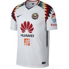 1797576c9 CLUB AMERICA PRIDE. Men s Nike Breathe Club America Stadium Jersey in away  colors brings team