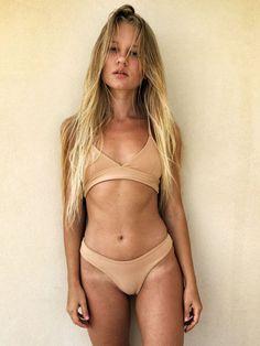 00feed509c JASMIN is our best selling triple criss cross braided back bikini.