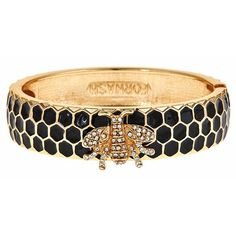 Fornash Queen Bee bangle ~ gorgeously affordable!