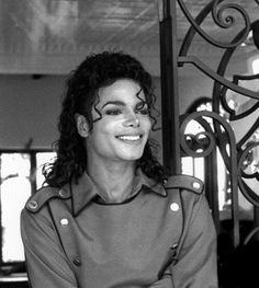 Michael Jackson has the most beautiful smile in the world