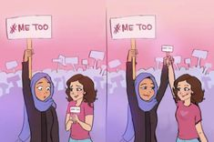 Find images and videos about woman, feminism and feminist on We Heart It - the app to get lost in what you love. Faith In Humanity Restored, Intersectional Feminism, We Are The World, Patriarchy, Equal Rights, Social Issues, Social Justice, Human Rights, Girl Power