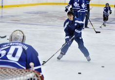 Bieber is a leafs fan?  This could be a problem