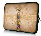 "Brand NEW Fashion cute Giraffe design 15"" 15.4"" 15.6"" inch Laptop Bag Case Notebook Sleeve Cover Pouch for Lenovo Idealpad Thinkpad /Dell Inspiron 1545 15 15r /Dell XPS 15z Alienware M15x /Apple Macbook Pro/ 15.5"" Sony Vaio E Series/15.6"" Hp Pavilion/asus/acer Aspire/SAMSUNG Computer"