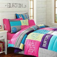 Burton Shop - Burton Bedding And Accessories | PBteen