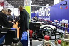 Voltronic Germany debut at Automechanika Shanghai 2016.