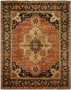 A fusion of old and new world influences in a palette of colors that is sure to please,This is hand-knotted from premium hand-spun wool and features low pile.This rug is available at our warehouse. Please call one of our Rug Specialists at. Wool Area Rugs, Beige Area Rugs, Wool Rug, Rug Studio, Patterned Carpet, Grey Carpet, Carpet Colors, Traditional Rugs, Navy Blue Area Rug