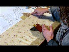Yoko Saito's Mystery Quilt Block part 1 Yoko Saito, Patchwork Quilt, Applique Quilts, Patchwork Bags, Quilting Tutorials, Quilting Projects, Quilting Ideas, Patch Quilt, Quilt Blocks