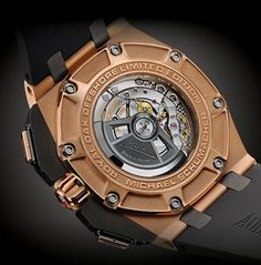 Michael Schumacher's Relationship With Audemars Piguet Watches Comes To Fruition