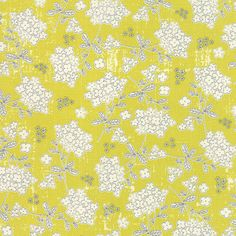 Designer Tim and Beck Garden Project Vintage Floral in Pear 39552-17 for Moda Fabrics, use this cotton print in quilting, apparel and home décor projects.  This is for a one yard listing. All fabric is cut straight from the bolt when ordered!