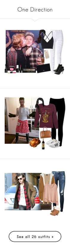 """""""One Direction"""" by chxncenjh on Polyvore featuring Topshop, Prada, Casetify, NOVICA, Forever 21, NARS Cosmetics, Essie, Bobbi Brown Cosmetics, OneDirection and NiallHoran"""