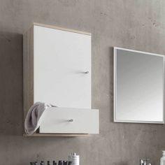 Schränke Hängeschrank für Bad Weiß Eiche Sonoma Jetzt bestellen unter: https://moebel.ladendirekt.de/wohnzimmer/schraenke/weitere-schraenke/?uid=04f3b487-4435-57d6-b533-626e97ef7c45&utm_source=pinterest&utm_medium=pin&utm_campaign=boards #oberschränke #schraenke #badezimmerkommode #badezimmerhaengeschrank #bad #hängeschrank #weitereschraenke #badezimmerhängeschrank #badezimmerschrank #schrank #hängend #badschrank #badhängeschrank #hängeschränke #badeschrank #wohnzimmer #badezimmer