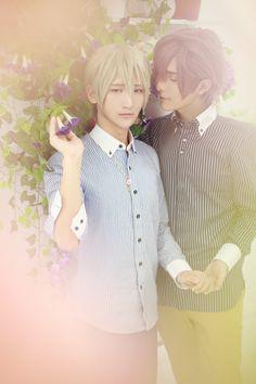 Bánh bao và HANA (包子 & HANA) Shota Misaki Cosplay Photo - WorldCosplay