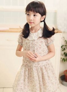 韩西混血童星Cristina<wbr>Fernandez<wbr>Lee资料生活照