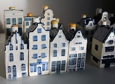 Fotogroep KLM Huisjes - Miniature KLM Houses | Flickr - Photo Sharing!