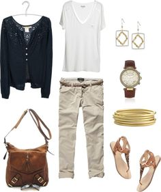 """""""Earring Inspiration"""" by bluehydrangea on Polyvore"""