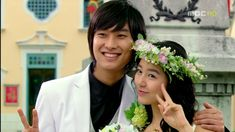 15 K-Drama Dream Pairings: Secondary Couples That Deserve OTP-Status Boys Over Flowers, Flower Boys, Rainbow Smoothie Recipes, Lee Minh Ho, Princess Hours, Emergency Couple, Yoon Eun Hye, Goong, Drama Quotes