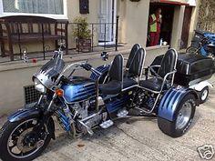 Custom VW Trikes | 1984 Kawasaki Z1300