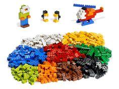 Lego 650 piezas, 22,99€ Lego on line