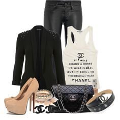 """""""ƆC"""" by modelmaterialgirl22 on Polyvore"""