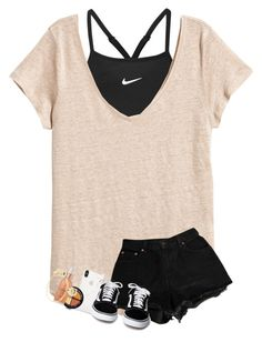 """""""I luv country music"""" by legitmaddywill ❤ liked on Polyvore featuring NIKE, Levi's, Apple, The M Jewelers NY, Smashbox, RAHUA, Alex and Ani and country"""