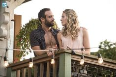 No Tomorrow - Episode 1.02 - No Crying in Baseball - Promotional Photos & Press Release